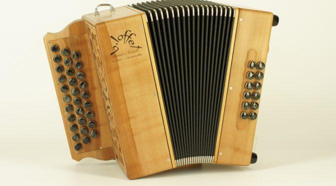 Concert Harpe celtique et Accordéon