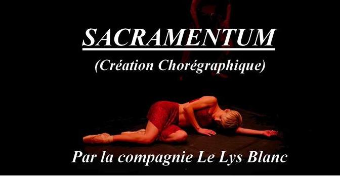 Sacramentum – Danse à Menou
